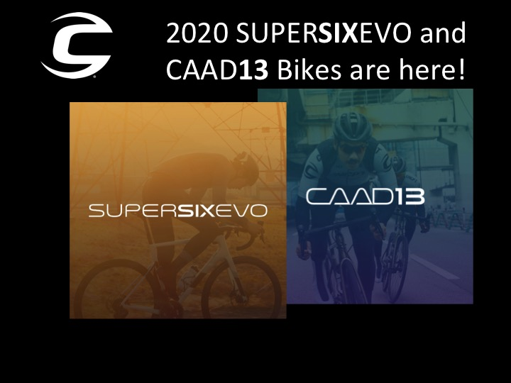 2020 Supersixevo & CAAD13